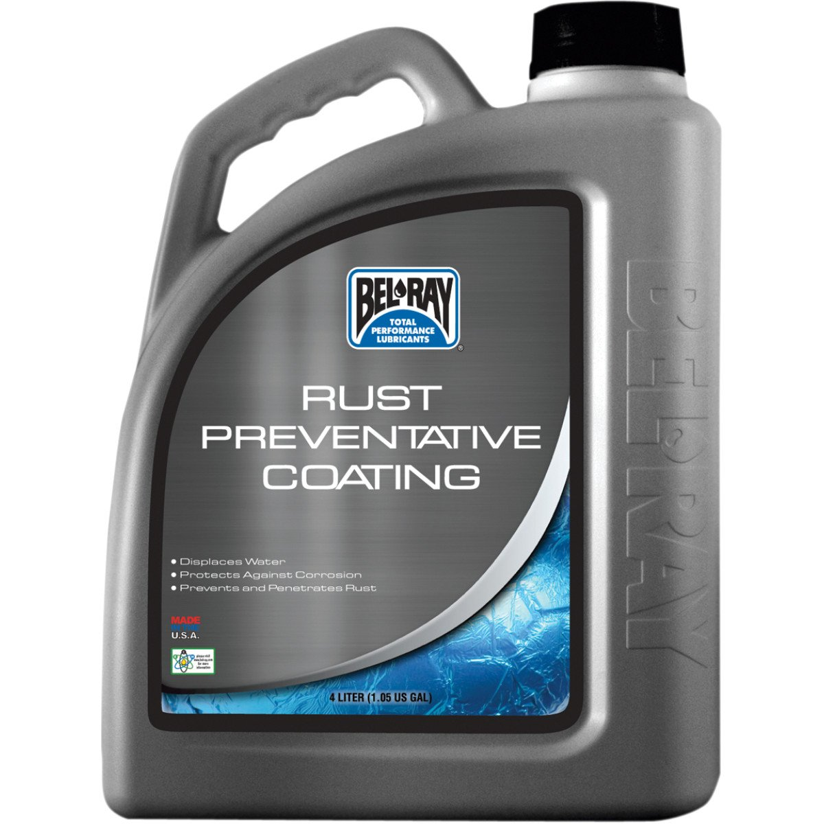 Bel Ray Marine Rust Preventative Coating, 4 Liter 99706-BT4