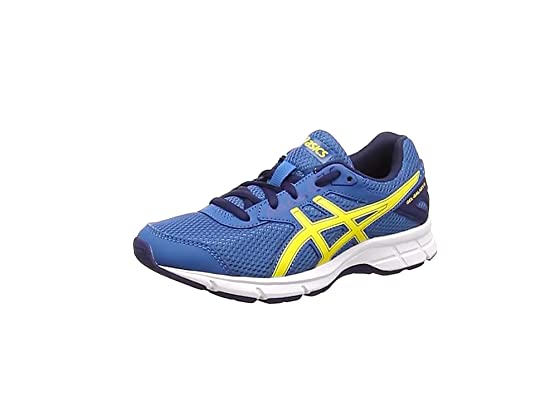 Asics Gel-Galaxy 9 GS, Zapatillas de Running para Niños, (Thunder Blue