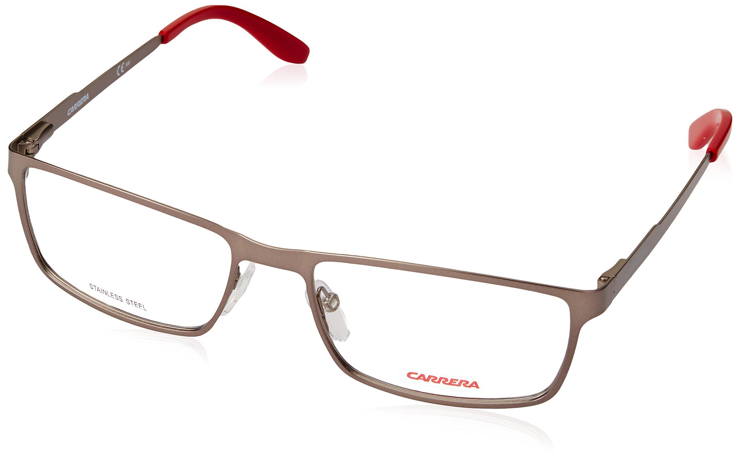 Carrera eyeglasses CA 6630 R80 Metal Silver