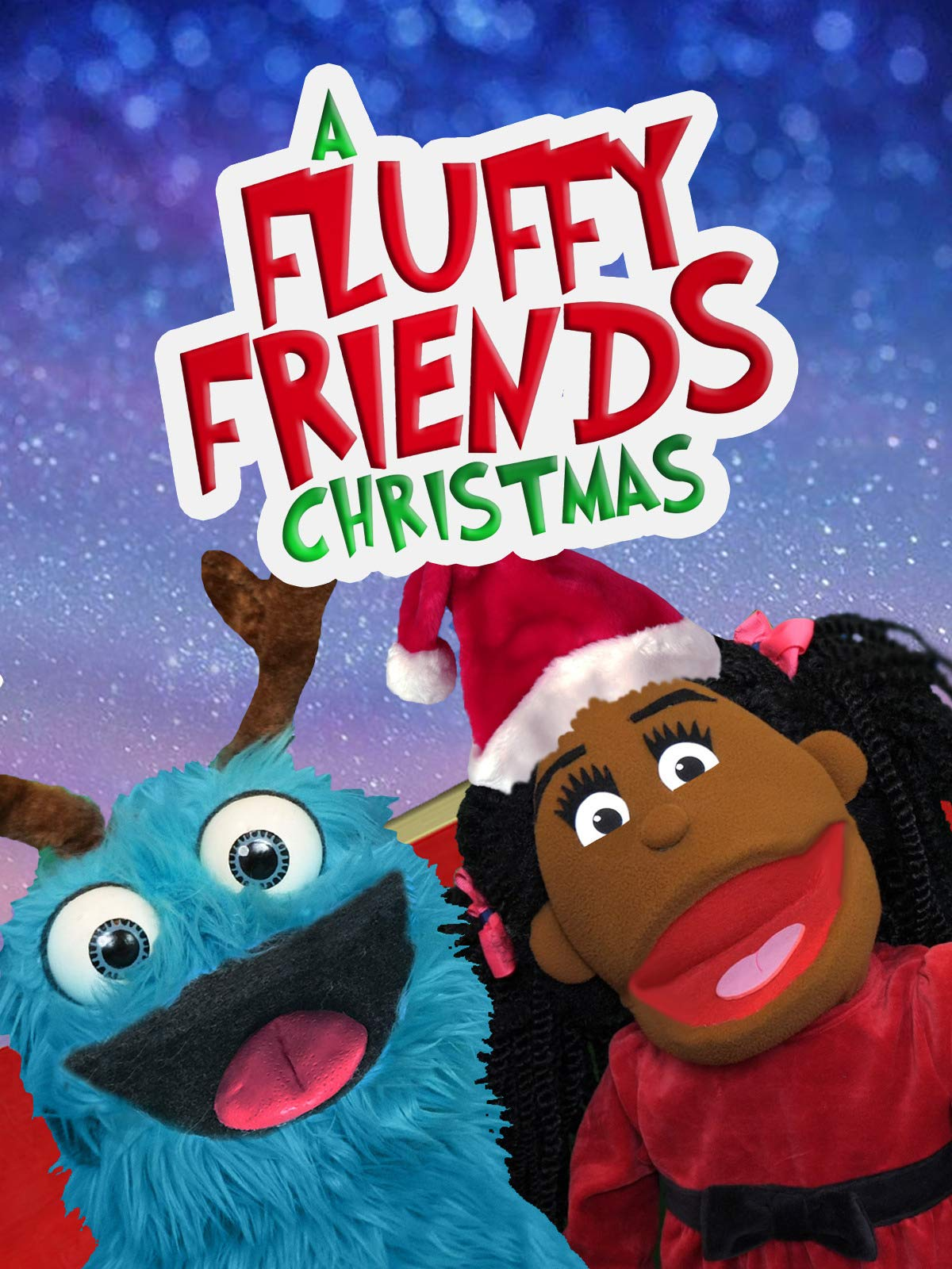 A Fluffy Friends Christmas