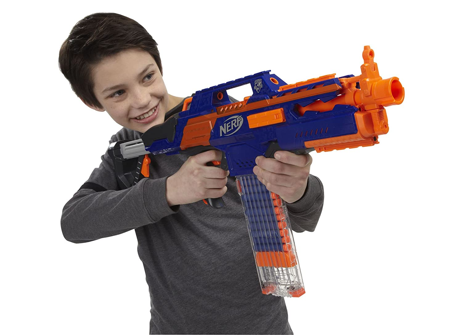 Nerf N-Strike Elite Rapidstrike CS18, Blasters & Foam Play - Amazon Canada
