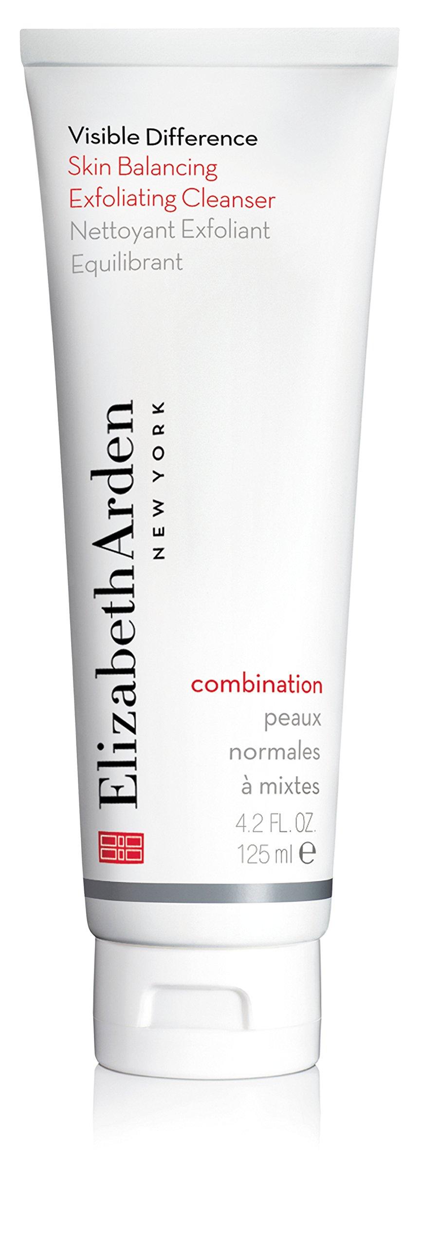 Elizabeth Arden Visible Difference Skin Balancing Exfoliating Cleanser, 4.2 oz