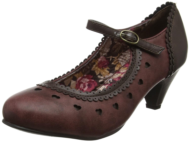 Joe Browns Perfectly Pretty Shoes, Escarpins Bride Cheville Femme KC002