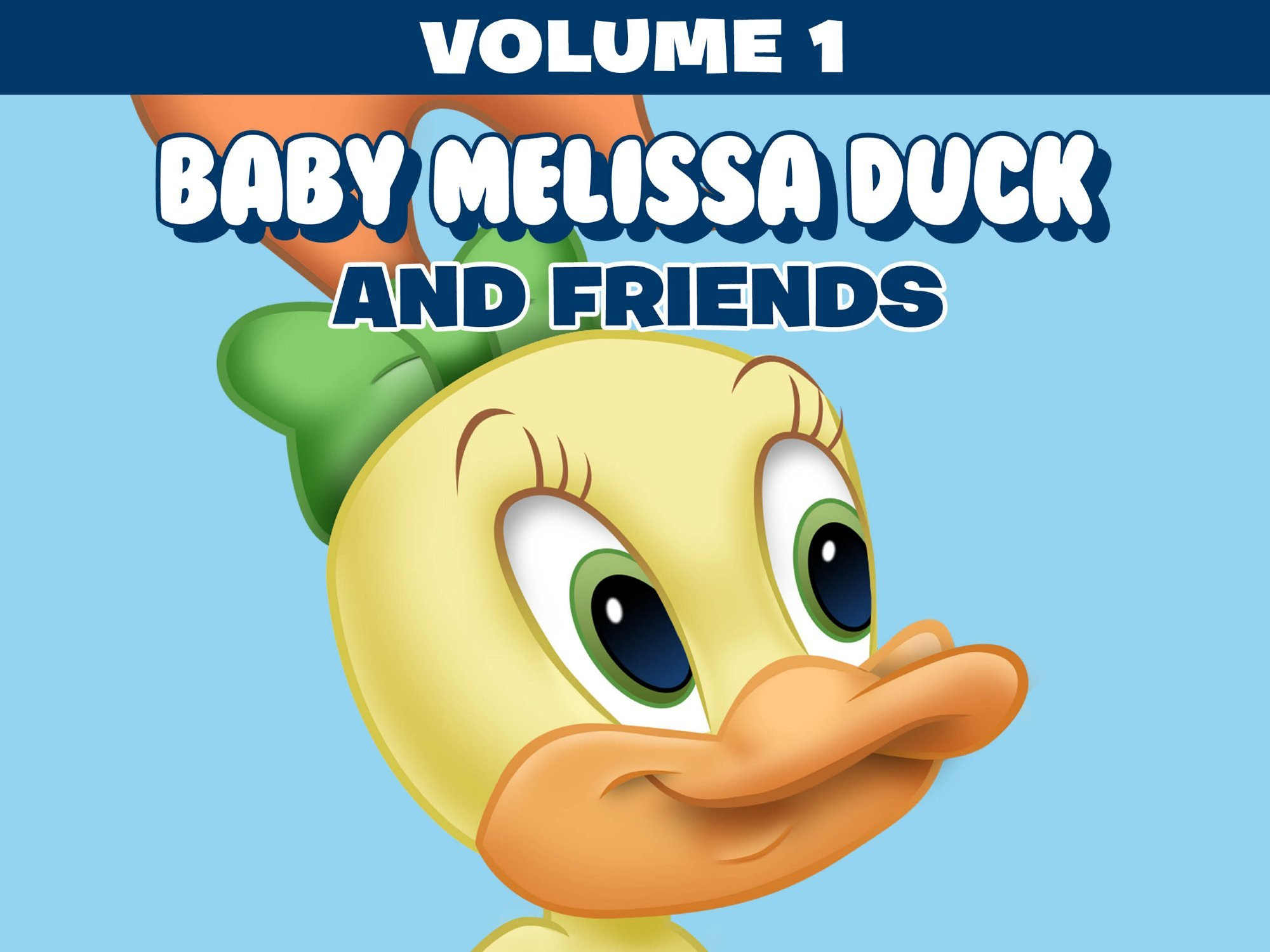Melissa Duck Baby.Amazon Com Baby Looney Tunes The Complete First Volume