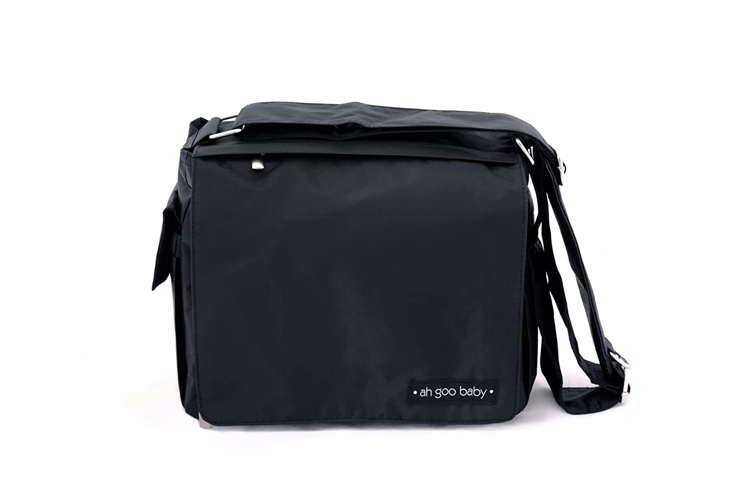 Amazon.com : El Grab-and-go bolsa de pañales, Medianoche : Baby