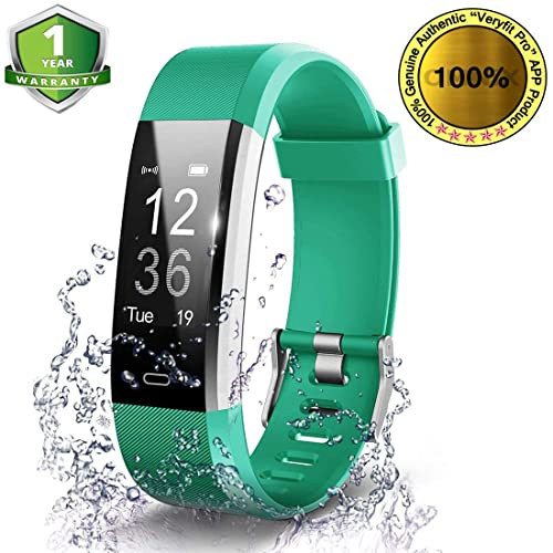 2. OMNiX™ ID115 Plus HR Smart Fitness Band