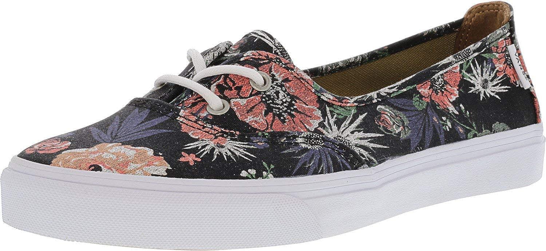 24c6cc1849 Vans Women s Solana SF (Desert Floral) Black Shoes ((6.5 B(M) US Women))   Amazon.co.uk  Shoes   Bags