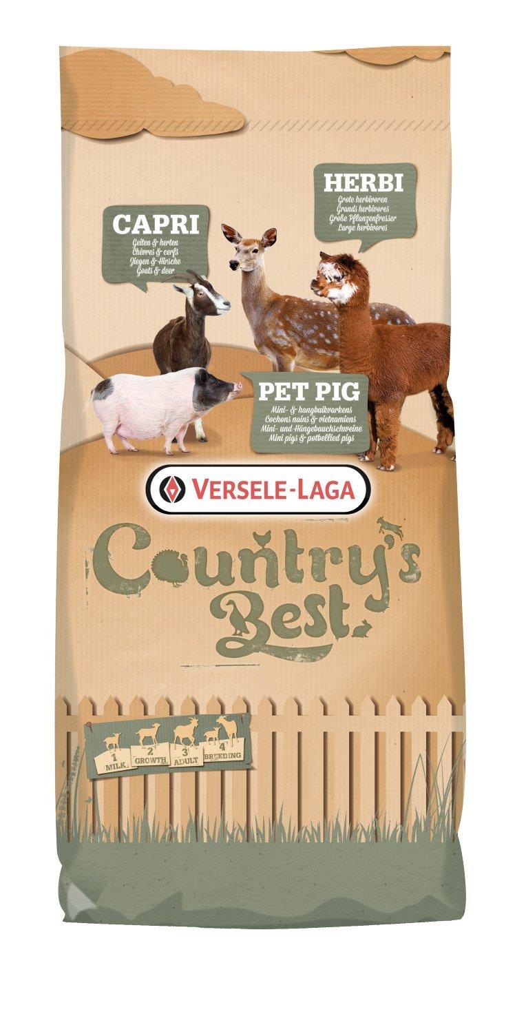 floconn/é pour chevreaux CAPRIMASH 3/&4 muesli cervid/és /à partir de 3 mois lamas