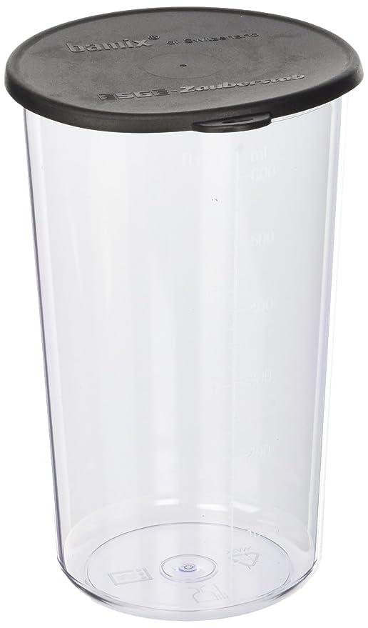 Bamix BX BIC600 - Bicchiere con Coperchio per l uso con il mixer ... 9f83d49e6648