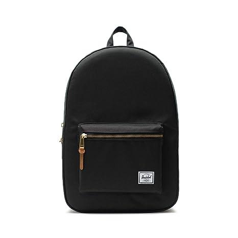 Herschel Settlement Backpack - Black Gridlock