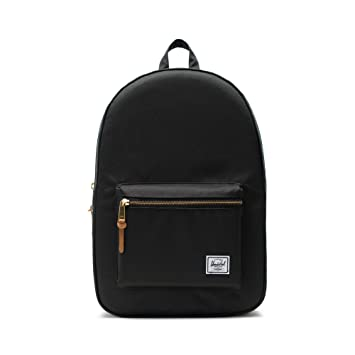 2fd021f26b3 Amazon.com   Herschel Settlement Backpack - Black Gridlock   Casual Daypacks