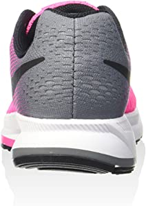 Nike Zoom Pegasus 33 (GS), Zapatillas de Deporte para Niñas, Rosa ...
