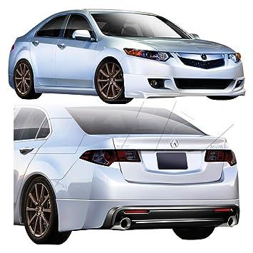 Acura TSX Duraflex Type M Body Kit Piece Includes - Acura tsx body kit