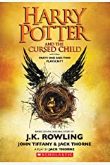Harry Potter and the Cursed Child, Parts One and Two: The Official Playscript of the Original West End Production Paperback