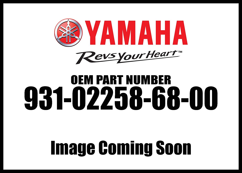 Yamaha 93102-25868-00 Seal, Oil; 931022586800 Made by Yamaha