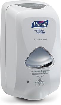 Purell TFX Touch Free 1200 mL Hand Sanitizer Dispenser