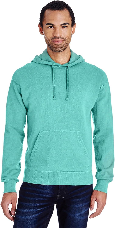 Hanes Comfortwash Sweatshirt aus gefärbtem Fleece Mint