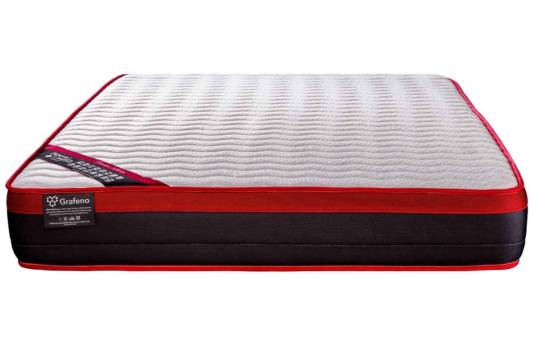 Colchón viscoelástico premium - 135 x 190 - Imperial Confort Helsinki - grosor 25 cm: Amazon.es: Hogar