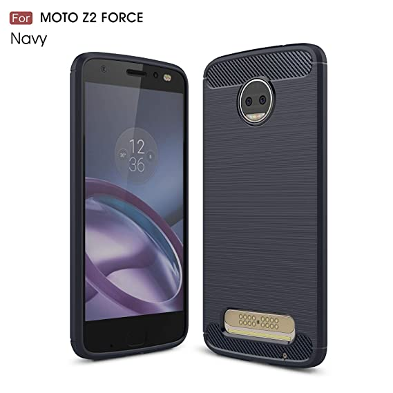 buy popular c4a85 16f27 Amazon.com: Motorola Moto Z2 Case, Moto Z2 Play Case Moto Z2 Force ...