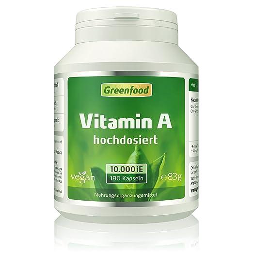 Vitamin A (Retinol)