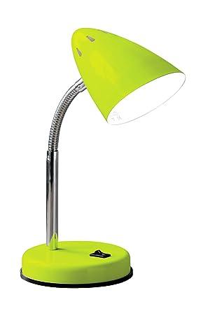 Wonderful Premier Housewares Flexi Desk Lamp - Lime Green: Amazon.co.uk  LZ22