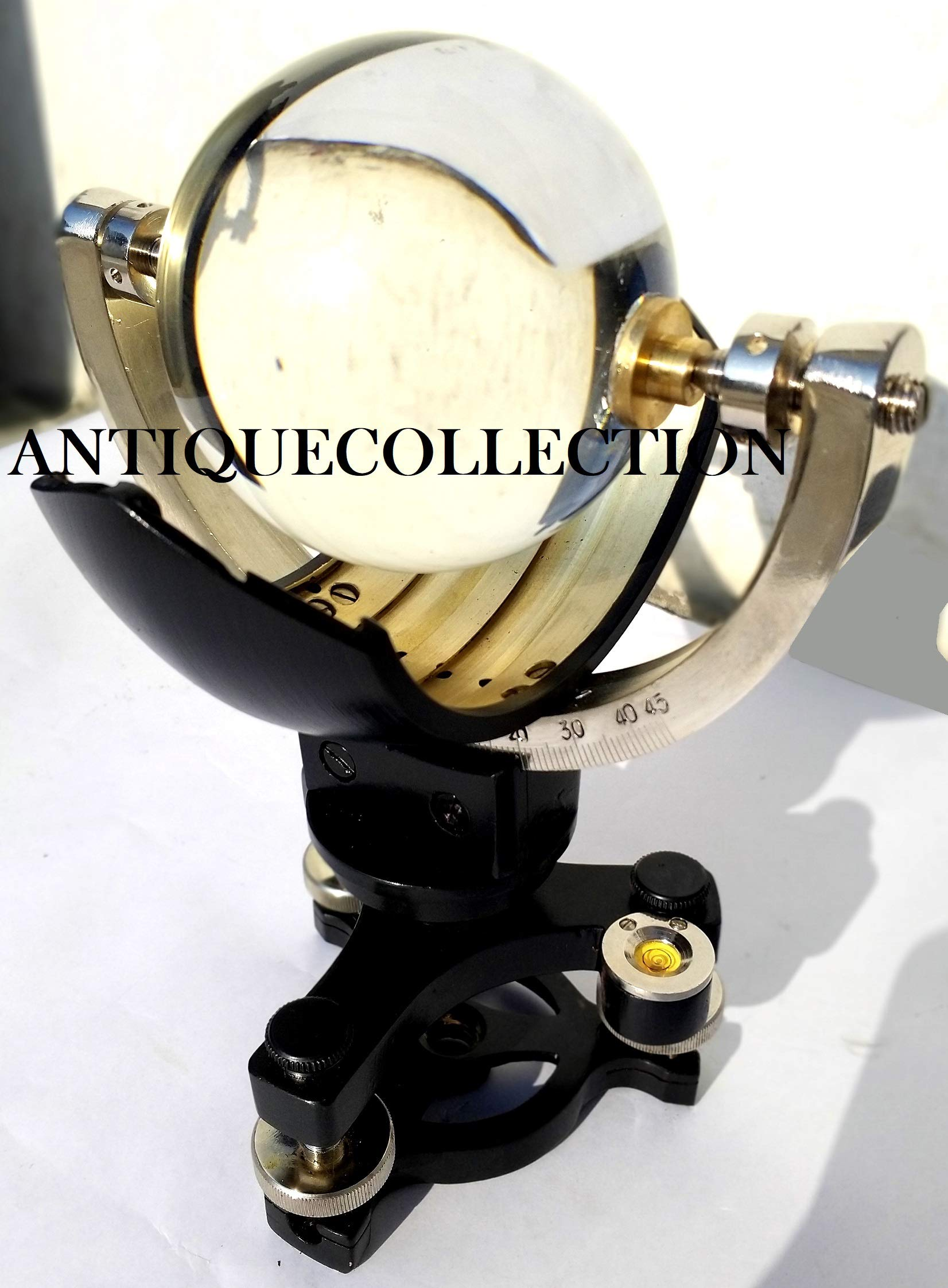 ANTIQUECOLLECTION Weather Sunshine Recorder