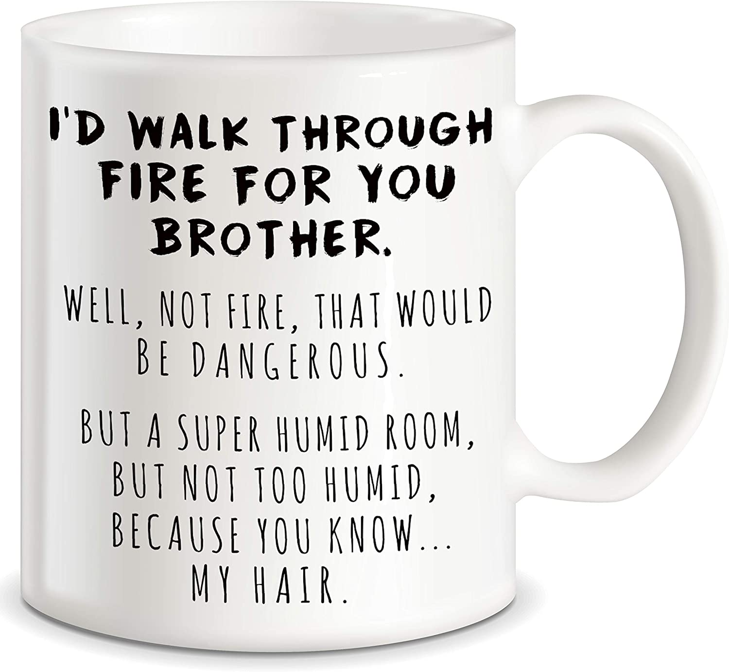 Funny Brother Christmas Gifts Plaques Novelty Gift Idea For Brother From Sister