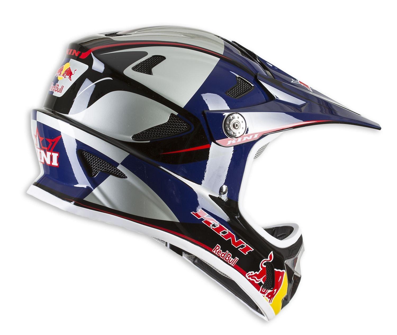 Kini Red Bull - Casco de ciclismo, talla L: Amazon.es: Deportes y aire libre