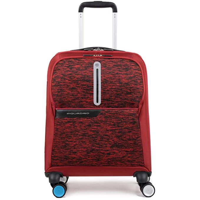 30312fd86fe2ad Piquadro Bv3849os37/r Trolley, 55 cm, Rosso: Amazon.it: Valigeria