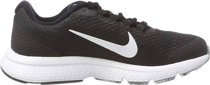 Nike Runallday Black White Mesh Running