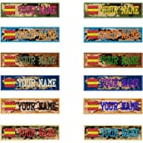 Custom Spain Military Name Patch Embroidered,Name tag Personalized