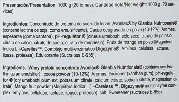 BIG Pro-Femme Proteína con Reductor de Grasa Corporal - 1000 gr: Amazon.es: Salud y cuidado personal