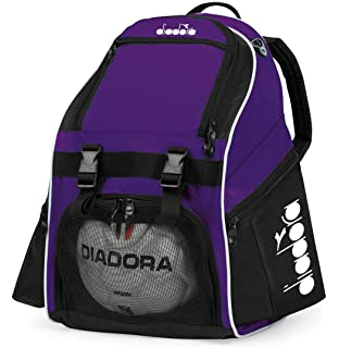 Amazon.com   Soccer Backpack - Basketball Backpack - Youth Kids Ages ... 6babf3eb4f663