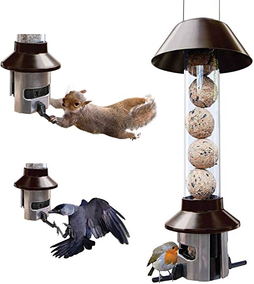 RoamWild Anti-Squirrel Feeder