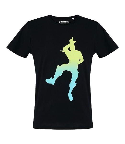 Fortnite Camiseta Mangas Cortas para Hombres: Amazon.es: Ropa y accesorios