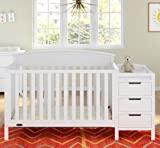 Graco Benton 4-in-1 Convertible Crib and Changer