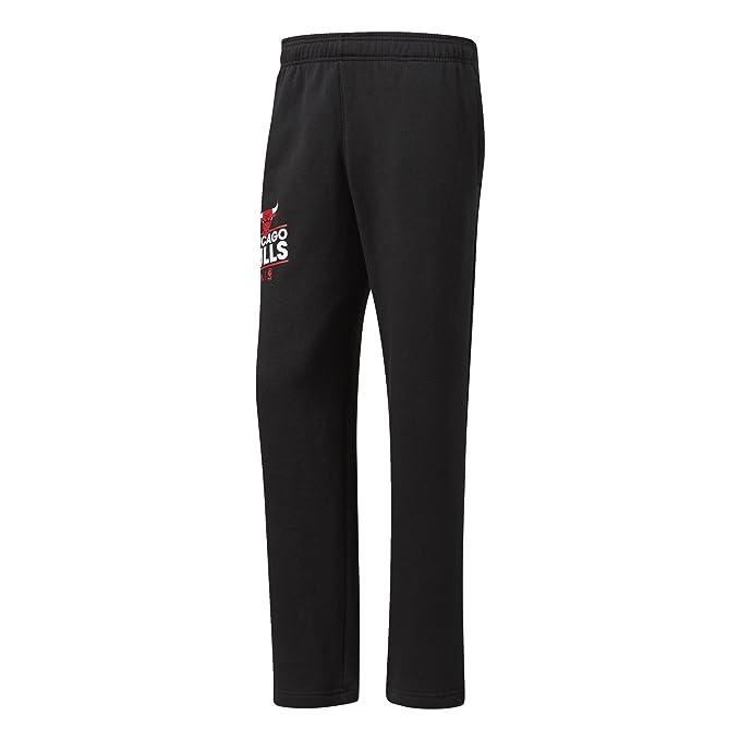adidas Basics Pantalón Chicago Bulls de Baloncesto, Hombre