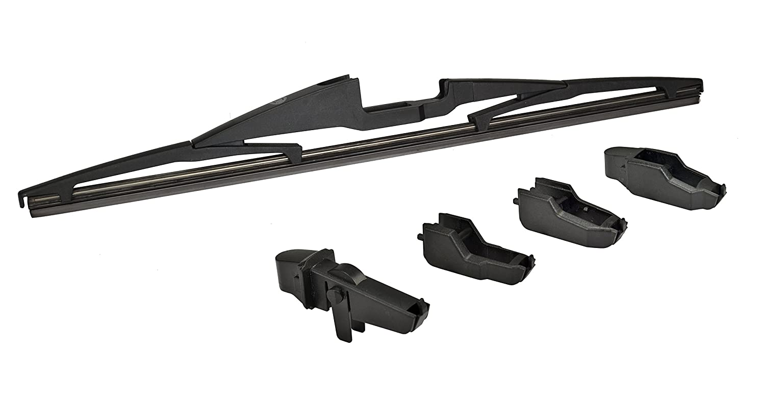 Amazon.com: HELLA 9XW398114014T Rear Wiper Blade - 14