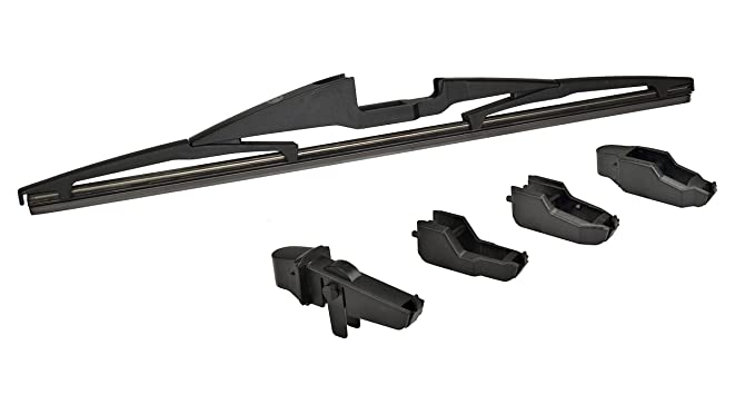 Amazon.com: HELLA 9XW398114016T Rear Wiper Blade - 16