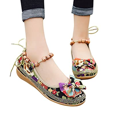 ef6900e1ab Hessimy-sandals Women Flat Shoes Comfortable Slip On Pointed Toe Casual  Comfortable Flats,Ballet
