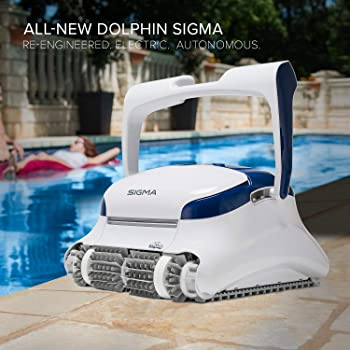 Dolphin Sigma Robotic In-Ground Pool Cleaner