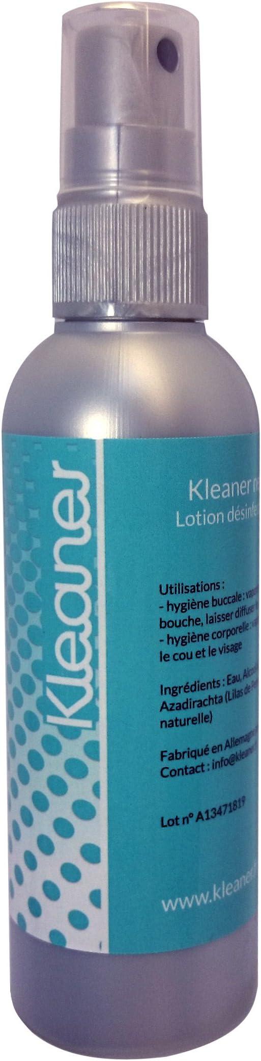 Limpiador de Toxinas salivares / de saliva Kleaner (100ml): Amazon ...