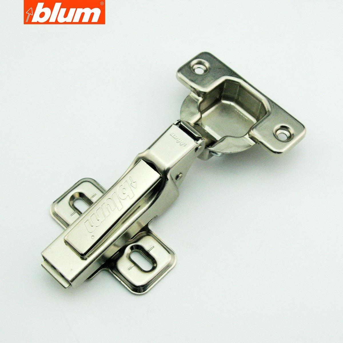 8er Set) Blum Clip Top 100° Mittelanschlag Standardscharnier 71M2650 ...