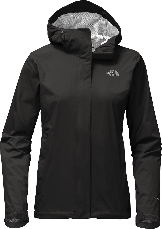 [ノースフェイス]The North Face Venture 2 Rain Jacket - レディース マルチジャケット [並行輸入品] B01MZGWR6Y  TNF BLACK XXXL
