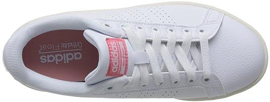 Sneaker Damen Cloudfoam adidas Advantage Clean A45Rj3Lq