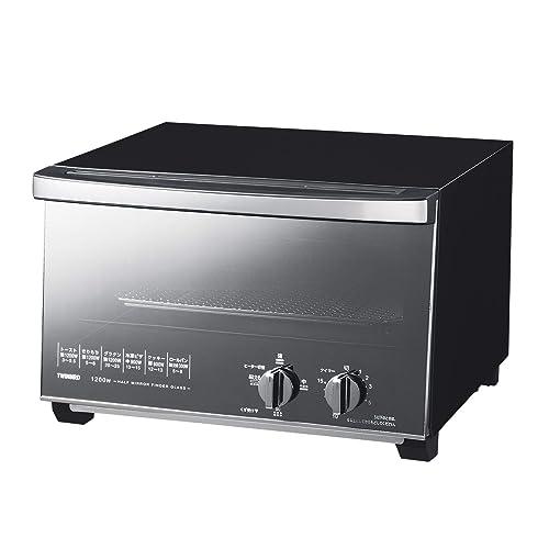 ツインバード工業 ミラーガラスオーブントースターTS-D048B