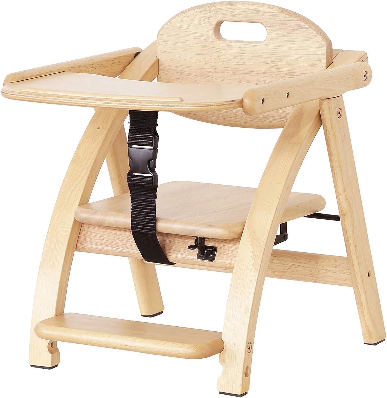 大和屋『アーチ木製ローチェアⅢ』