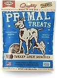 Primal Treats Freeze-Dried Turkey Liver Munchies