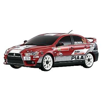 Superior Auto Scale Collection MA 010 Mitsubishi Lancer EVO X Mitsubishi Dealer Team  MZP409M