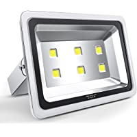 ZSPORT 300W 20000lm Super Bright 6 LED Flood Light (White)